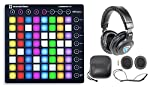 Novation LAUNCHPAD S MK2 MKII MIDI USB RGB Controller Pad + Headphones by Novation