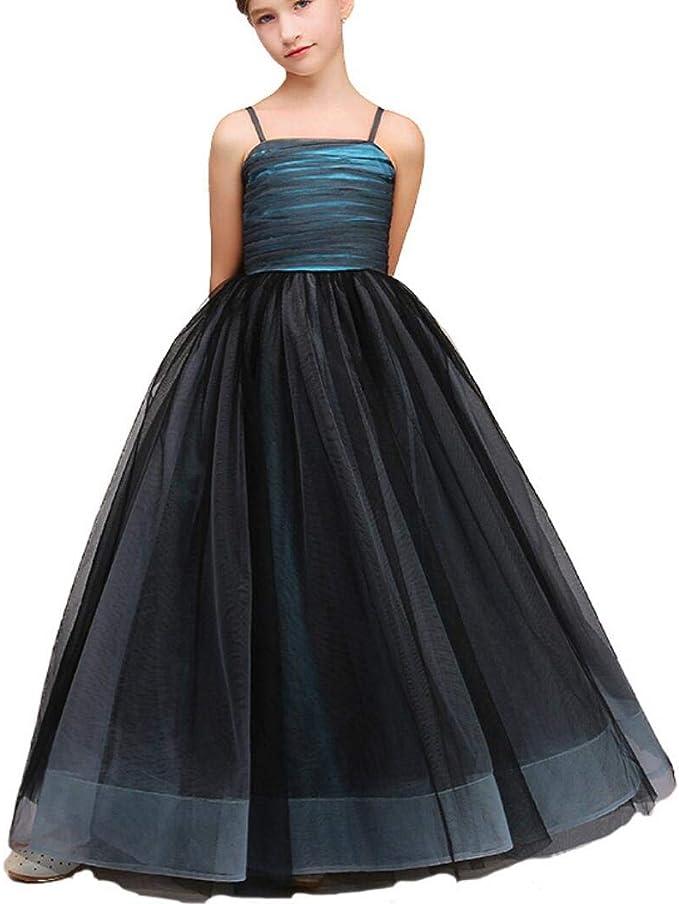 SMACO Vestido de niña Falda Vestidos de niña de Piano Vestidos de ...
