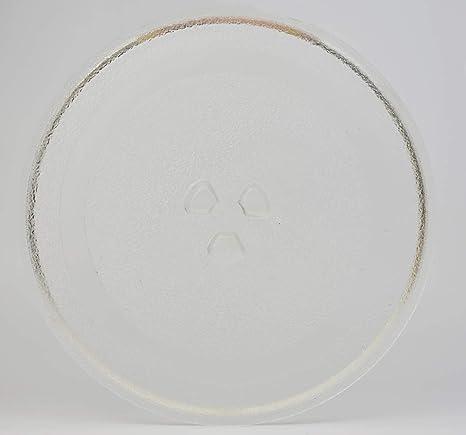 Amazon.com: HapWay - Plato giratorio de cristal para ...