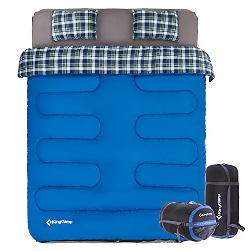 KingCamp Sleeping Spacious Bedding Included product image