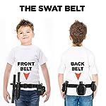 Ultimate tout-en-un ensemble de jeu de rôle policier pour les enfants - Comprend SWAT Shield, ceinture réglable, lampe… 8