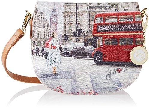 7x18x20 Sac X Multicolore Bus H À Cm 353 Femme Ride J Bandoulière Not w multicolore Y L tq0wxSfHCn