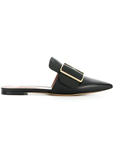 Bally Mocasines Para Mujer Negro Negro It - Marke Größe, Color Negro, Talla 38.5 IT - Marke Größe 38.5: Amazon.es: Zapatos y complementos