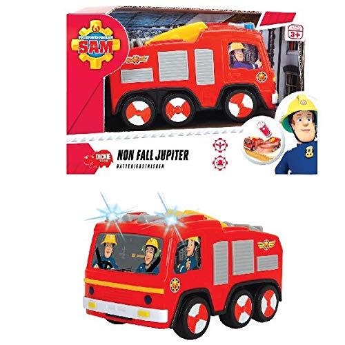 Simba Toys 3092000 14 cm Fireman Sam Jupiter Fire Truck Geen Merk 79403