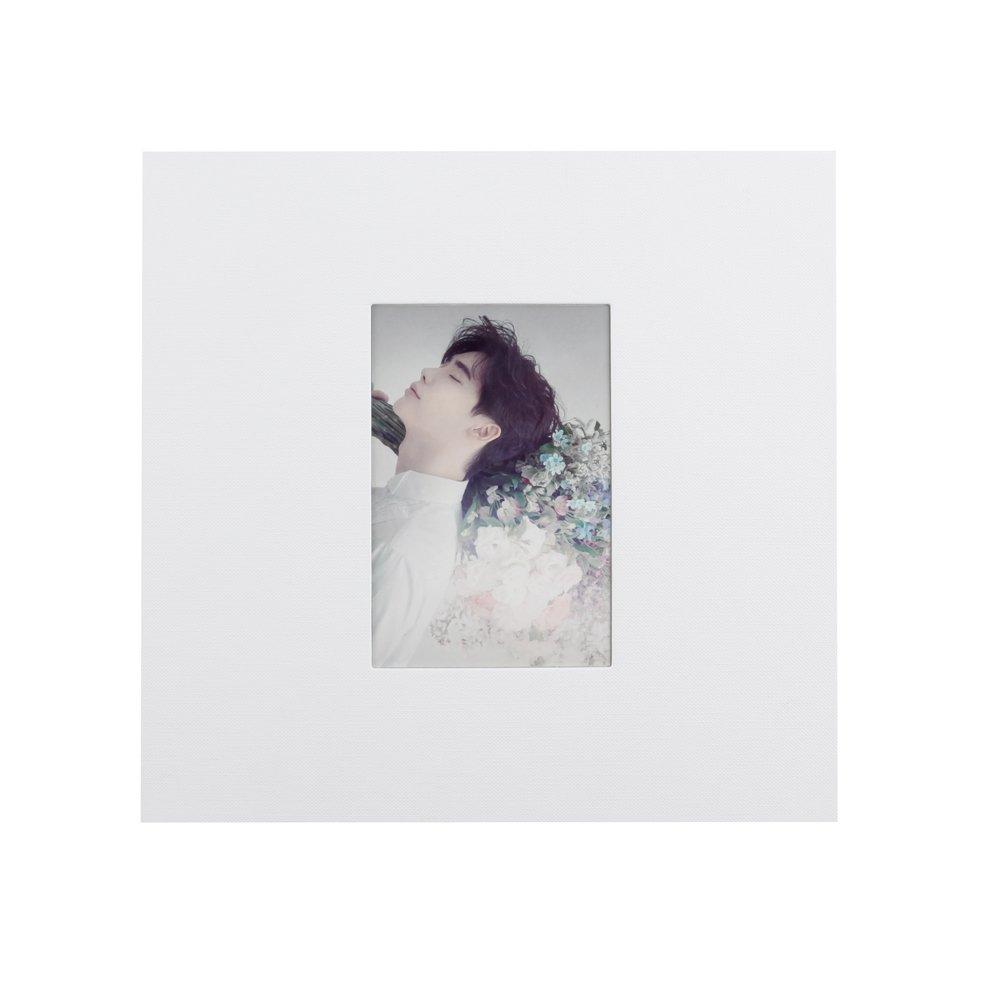 YG Entertainment Lee Jong Suk leejongsuk traumhaftes Ticket & Fotoalbum Einheitsgröße Weiß