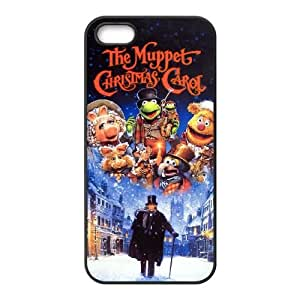 iPhone 5 5s Cell Phone Case Black Christmas Carol D462728
