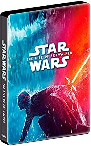 Star Wars: A Ascensão Skywalker - Steelbook Duplo [Blu-ray]