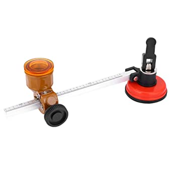 Adjustable Glass Ceramic Tile Cutter Compasses Circular Glass Cutting Tools With