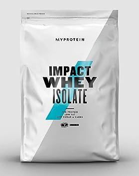 MyProtein Impact Whey Isolate, Sabor Natural Vanilla, 1000 g