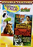 ANIMAL TALK+THE JUNGLE BOOK[Anthony Newley+Sabu][DOUBLE FEATURE]