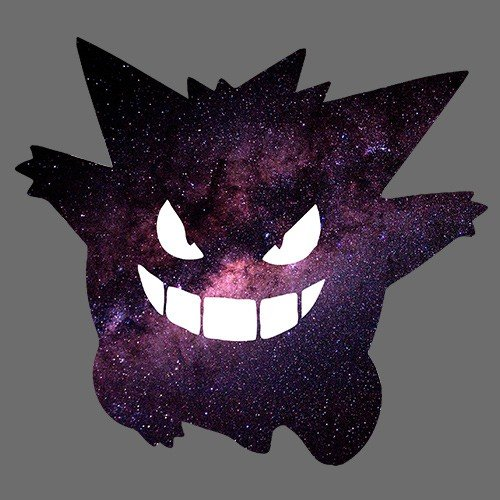 Iphone 5 / 5S Schutzhülle Stars Monster - weisser Rahmen