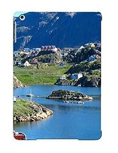 Ipad High Quality Tpu Case/ Nuuk Greenland CVaGwBk948BerJo Case Cover For Ipad Air