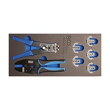 AWG 10-8 Crimpzange Kabelschuh Set isolierte Steckverbinder 22-18 16-14