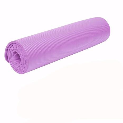 WULXYA Estera de Yoga para colchonetas Antideslizantes Bolsa ...