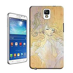 BY SHICASE Sexy Girl Classical Designed High-Quality Durable Protection Case For Samsung Galaxy Note3