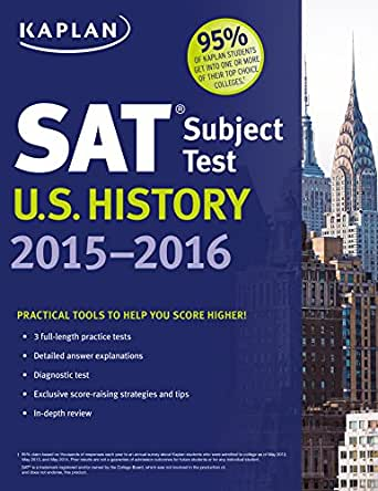 u s history kaplan review book notes Which ap study books should i get princeton review,  us history – amsco  i got the barron's psychology review book and it's really good,.
