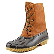 The Original Duck Boot Womens Arianna Round Toe Mid-Calf Rainboots Rainboots
