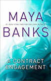 A Contract Engagement (Harlequin Desire)