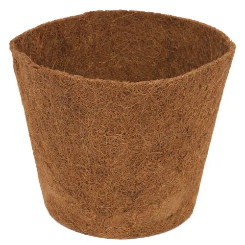 Mother Earth Coco Basket Liner 8 in (10/Pack) ()