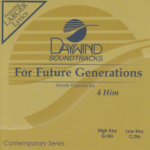 Download For Future Generations [Accompaniment/Performance Track] pdf