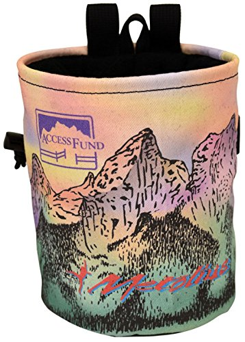 Metolius Access Fund Destination Chalk Bag Tetons One Size