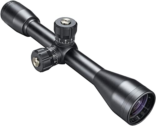 "Bushnell BT1040 Tac Optic Tactical Riflescope, 10x40mm, 1"" Main Tube, Mil-Dot Reticle, Black"