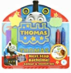 Thomas & Friends. Next Stop Bath time...