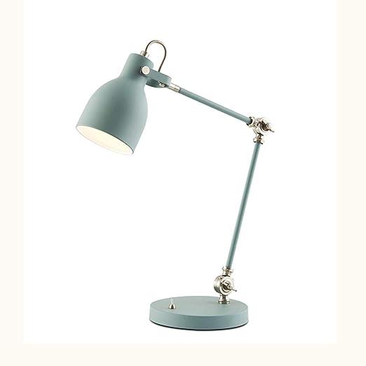 YQJJZX Lámpara de mesa, escritorio de oficina Lixin aprendizaje ...