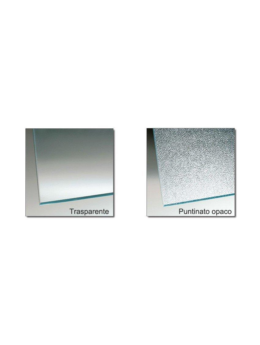 avec battant r/éversible en verre tremp/é de 6/mm transparent ou granit/é 80 90 multicolore 88 Yellowshop/-/Porte de douche pour douche en niche dimensions 68 100/cm 78
