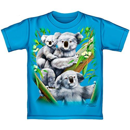 (Dawhud Direct Koala Bears Youth Tee Shirt (Large 12/14))