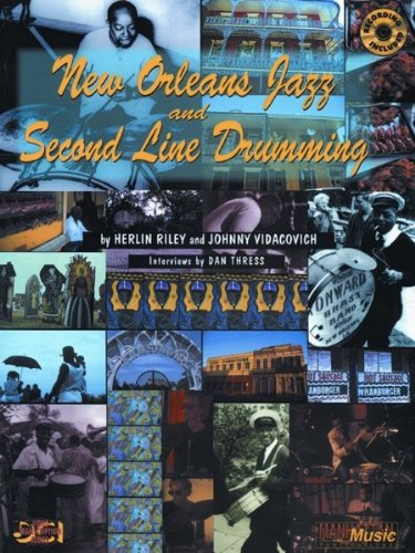 New Orleans Jazz and Second Line Drumming - Drum Set - ()