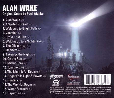 Petri Alanko - Alan Wake [Original Video Game Soundtrack] - Amazon.com Music