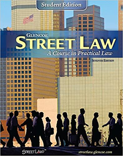Street law a course in practical law mcgraw hill education street law a course in practical law 7th edition fandeluxe Choice Image
