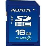 ADATA SDHCカード 16GB Class10 永久保証 ASDH16GCL10-R