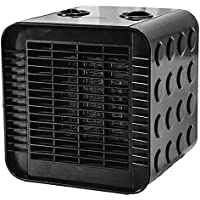 Caframo 9315CABBX Deltamax Ceramic Heater, Black