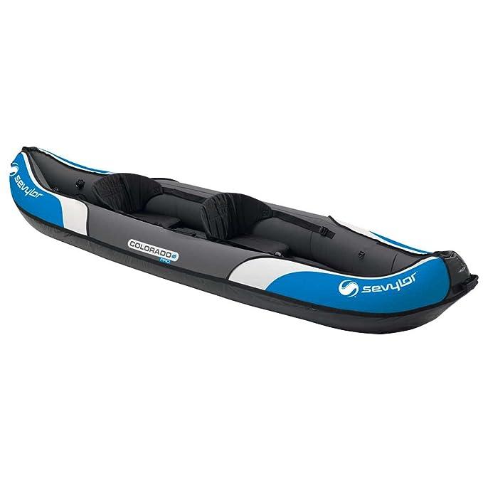 Colorado Pro - Kit de kayak: Amazon.es: Deportes y aire libre