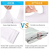 Arm Sleeves for Men Women,UV Sun Protection Cooling Sleeves to Cover Arm Tattoo for Driving Cycling Golf Fishing