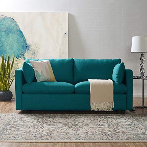 Amazon Com Modway Activate Contemporary Modern Fabric