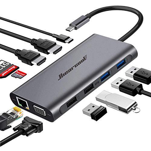 Hiearcool USB C HubUSB-C