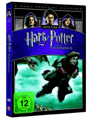 Harry Potter und der Feuerkelch [Alemania] [DVD]: Amazon.es ...