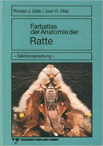 Farbatlas der Anatomie der Ratte. Sektionsanleitung: Amazon.de ...