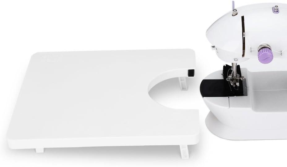 Mesa extensible portátil y cómoda para máquina de coser: Amazon.es ...
