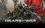 Mad Catz Gears of War 3 Throat Communicator for
