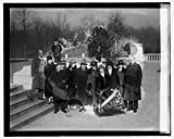 Vintography 8 x 10 Reprinted Old Photo Catholic Daughters America, 1/20/26 1926 National Photo Co 38a