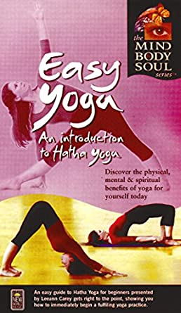 Amazon.com: Easy Yoga [VHS]: Easy Yoga: Movies & TV