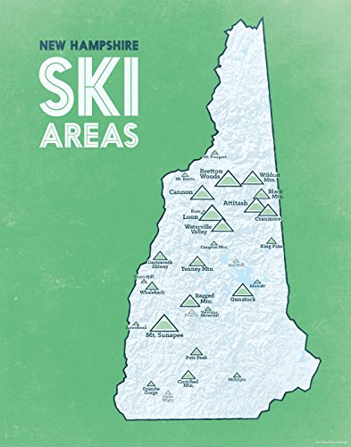 Amazon.com: New Hampshire Ski Resorts Map 11x14 Print (White ... on new hampshire on a map, new hampshire scenic drives map, new hampshire canada map, new hampshire tourism map, new hampshire parks map, new hampshire speedway map, new england ski resorts, new hampshire golf map, new hampshire lakes map, gunstock ski area trail map, nh new hampshire mountains map, new mexico ski resorts, new hampshire vineyards map, new hampshire campgrounds map, new hampshire trail maps, new hampshire schools map, new hampshire fishing map, new hampshire town line map, new hampshire colonial era map, steamboat springs ski area map,