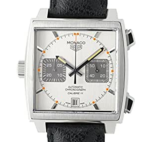 Tag Heuer Monaco automatic-self-wind mens Watch CAW211C-FC6241 (Certified Pre-owned)