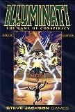 Deluxe Illuminati, Steve Jackson, 1556343841