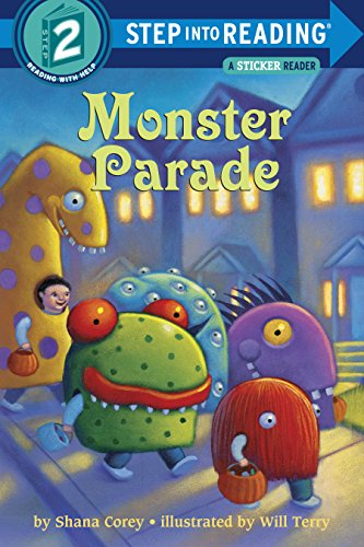 Monster Parade (Step into Reading) for $<!--$0.39-->