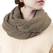 Sweet Mommy Multi Way Use Knit Snood Infinity Scarf